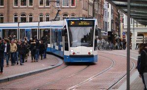 gezond roosteren openbaar vervoer