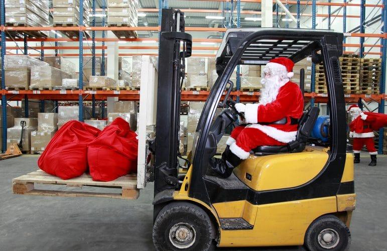 Werkdruk bij distributiecentra onacceptabel hoog tijdens feestdagen