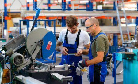 werken ploegendiensten industrie