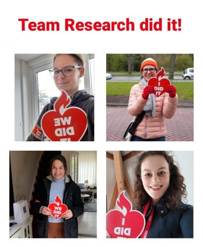 Hartstocht team research