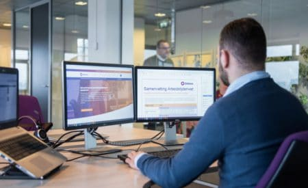Déhora roosterscan voor controle rooster