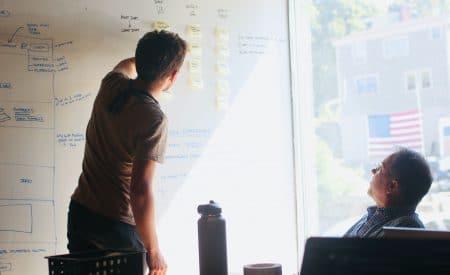 starten met zelfroosteren bij organisaties